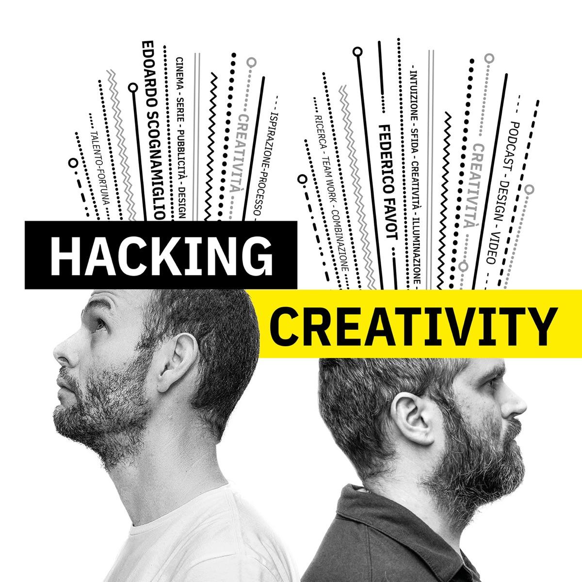 Hacking Creativity podcast