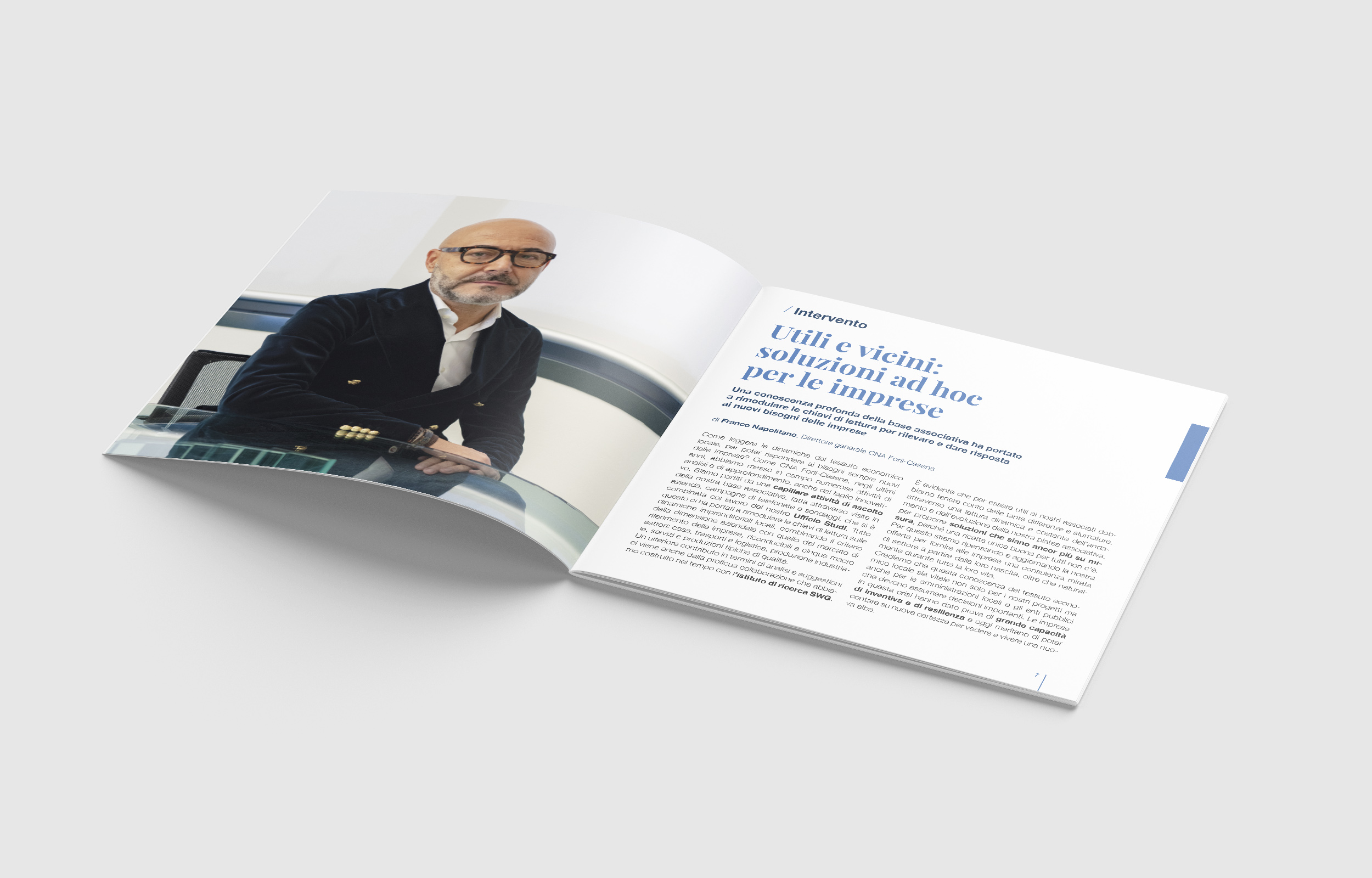 Brochure Bilancio CNA