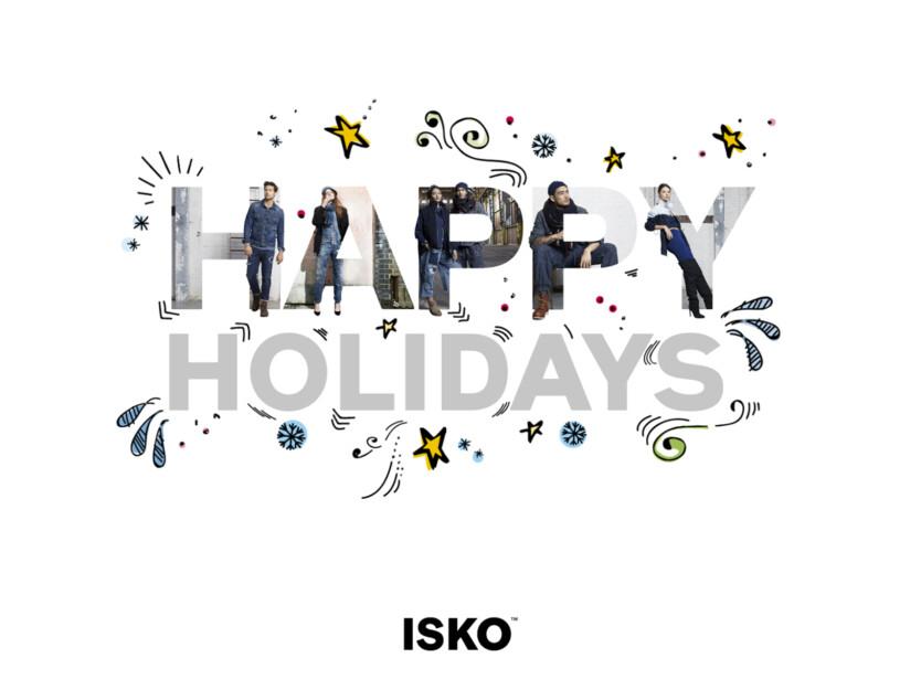 ISKO Happy Holidays