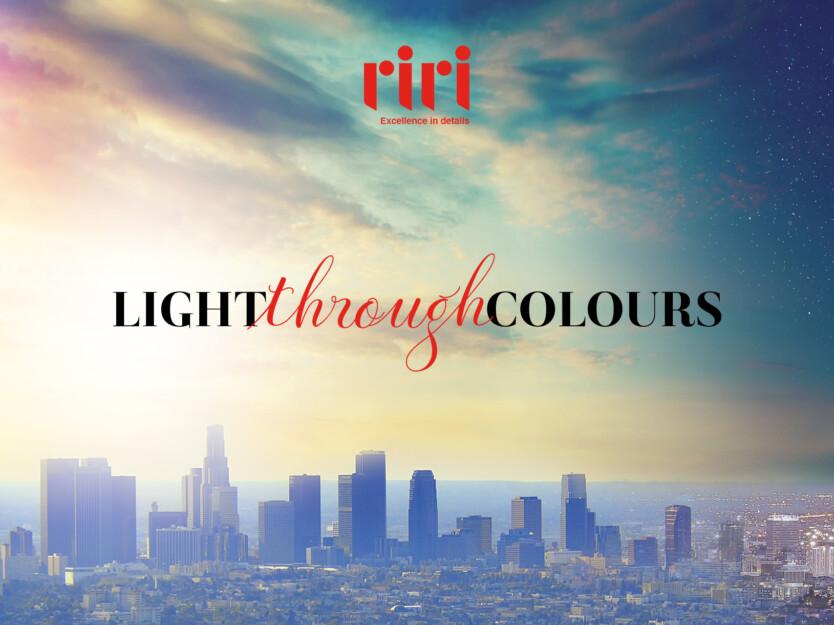 Light trough colours