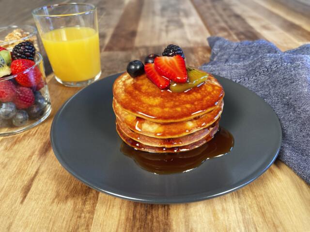 Pancake video tutorial
